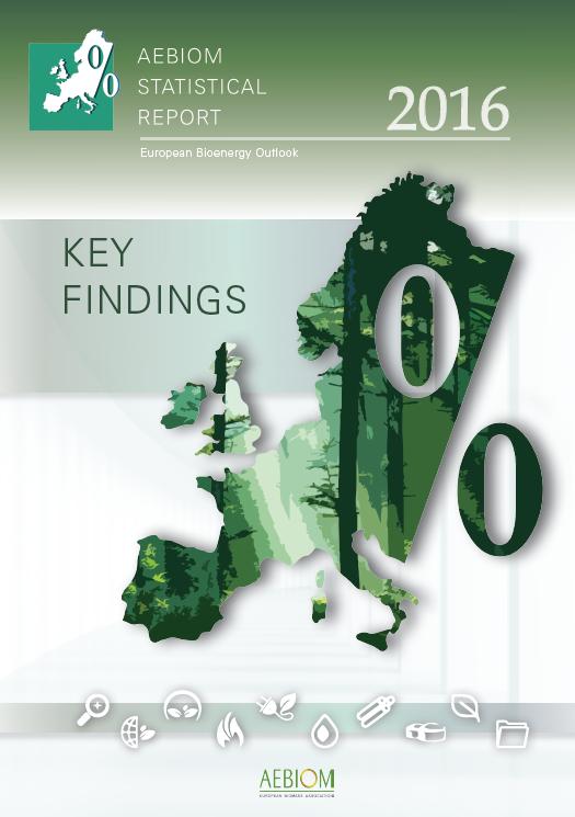 Reporte AEBIOM 2016 (Key Findings)